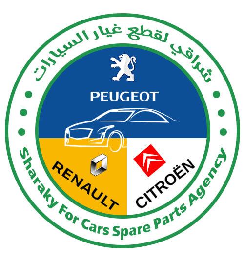 شعار شراقي لقطع غيار السيارات